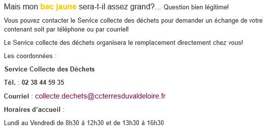 Screenshot 2021 03 20 Site officiel de Ligny le ribault Administration Infolettres
