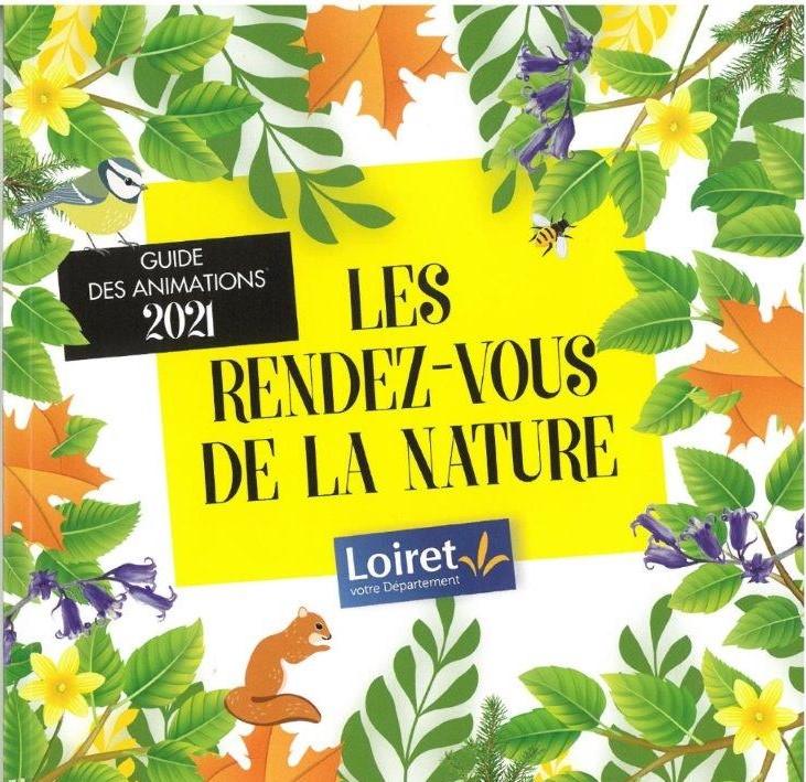 Guide rdv nature 2021