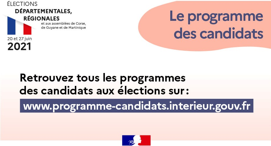 Acces programme candidats 2021
