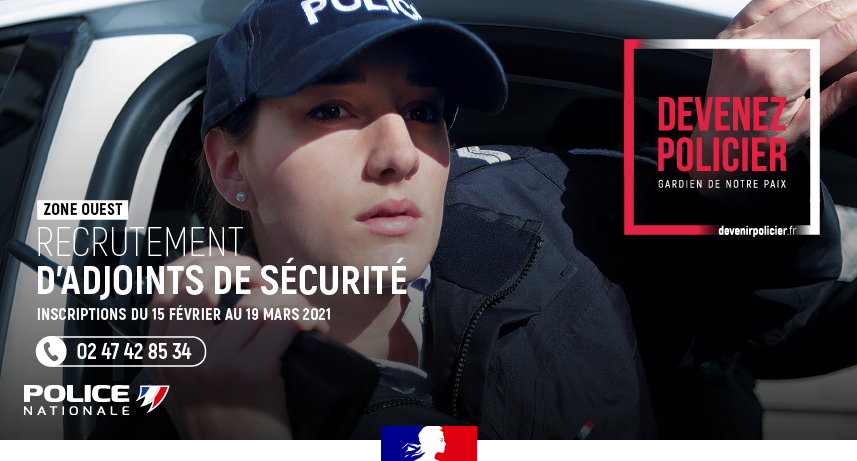 Recrutement agent securite 03 2021 2