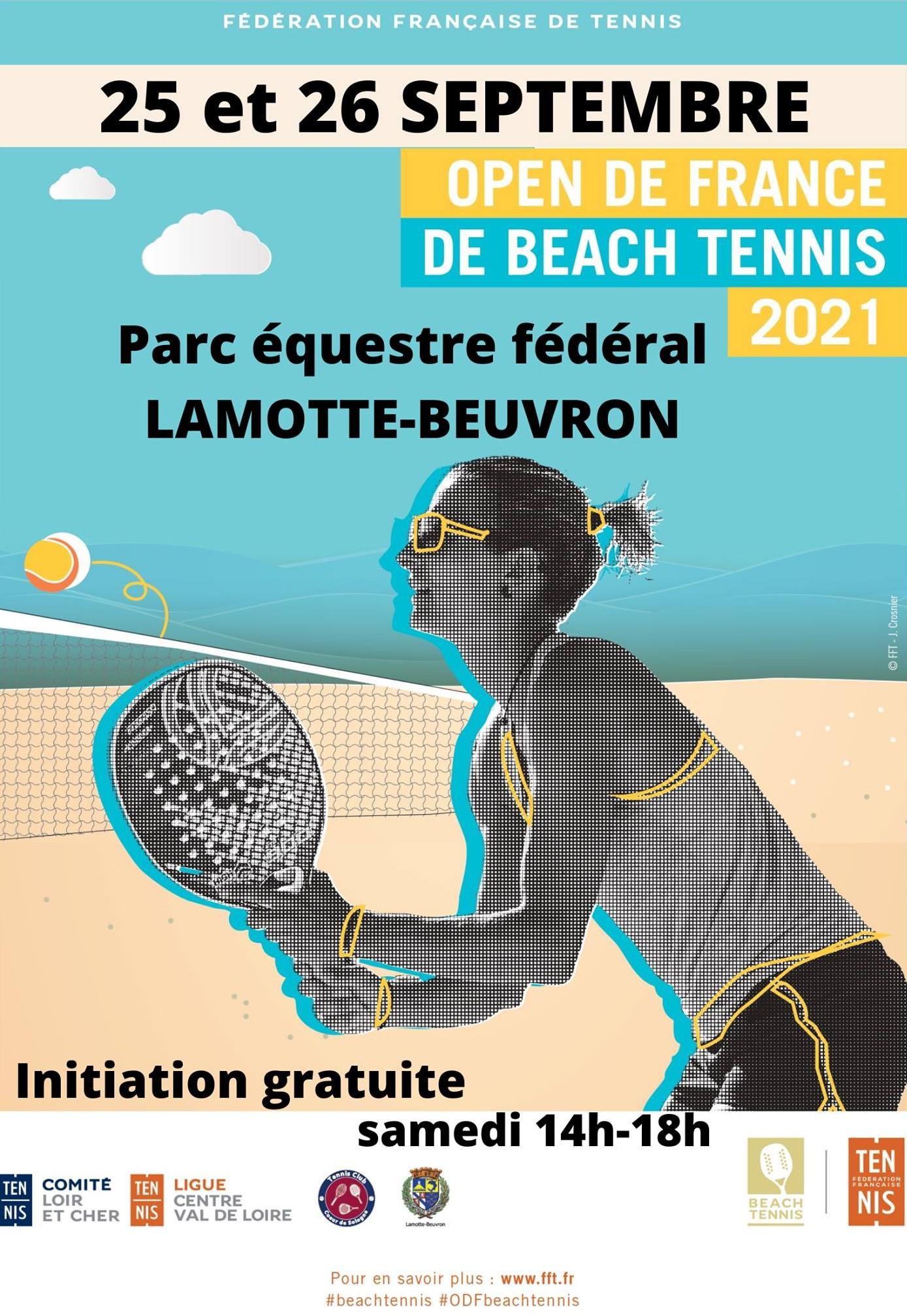 Beach tennis 24 09