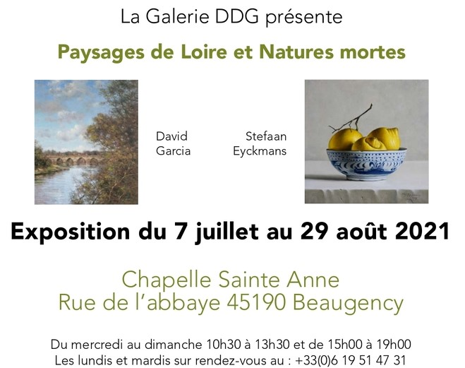 Expo DDG Beaugency 08 2021