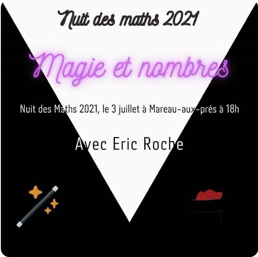 Nuit des maths 2021