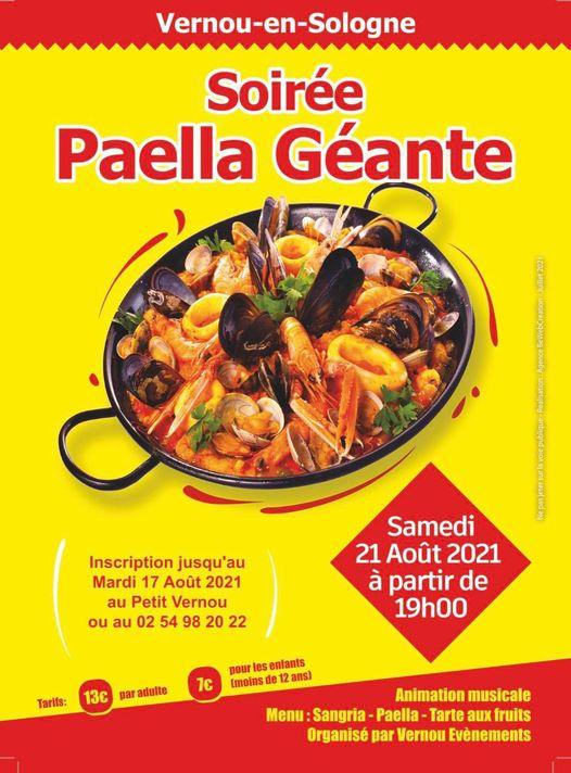 Paella vernou 21 08