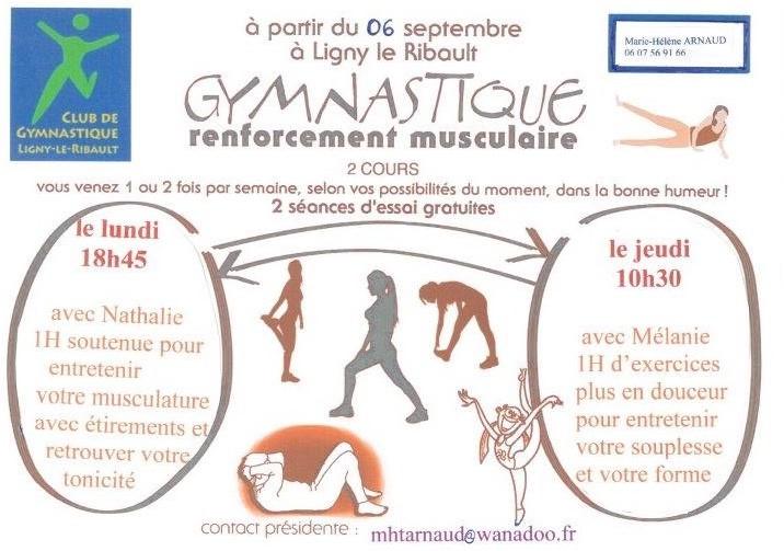 Reprise Gym 2021