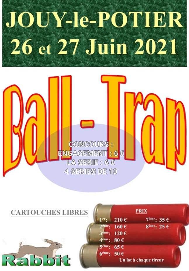 Ball trap 2021