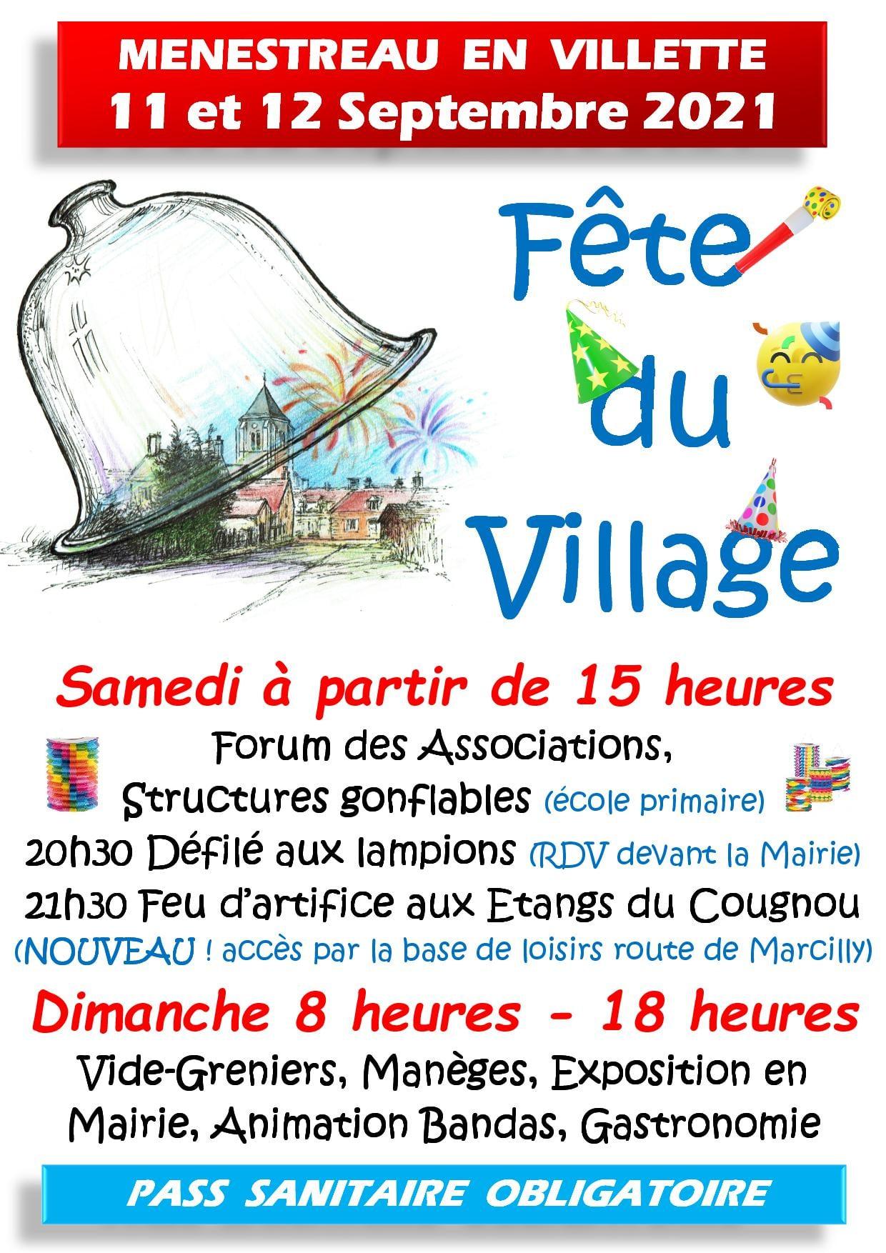 Fete village 11 09