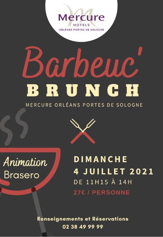 Brunch BBQ Ardon