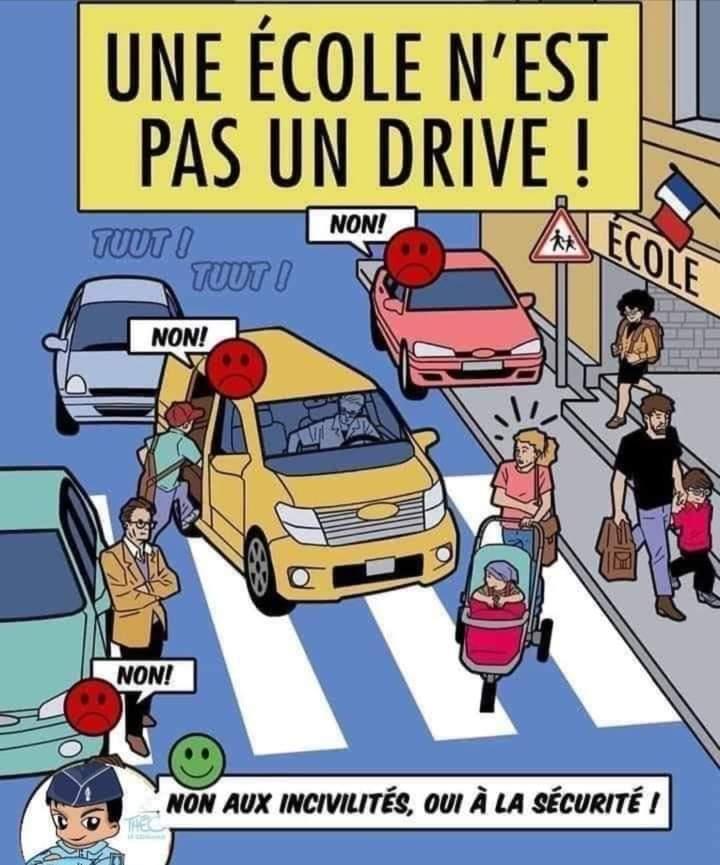 Ecole drive 2021