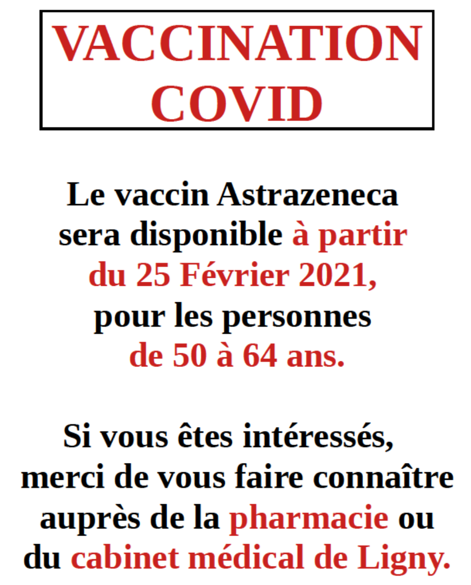 Vaccination 25 02